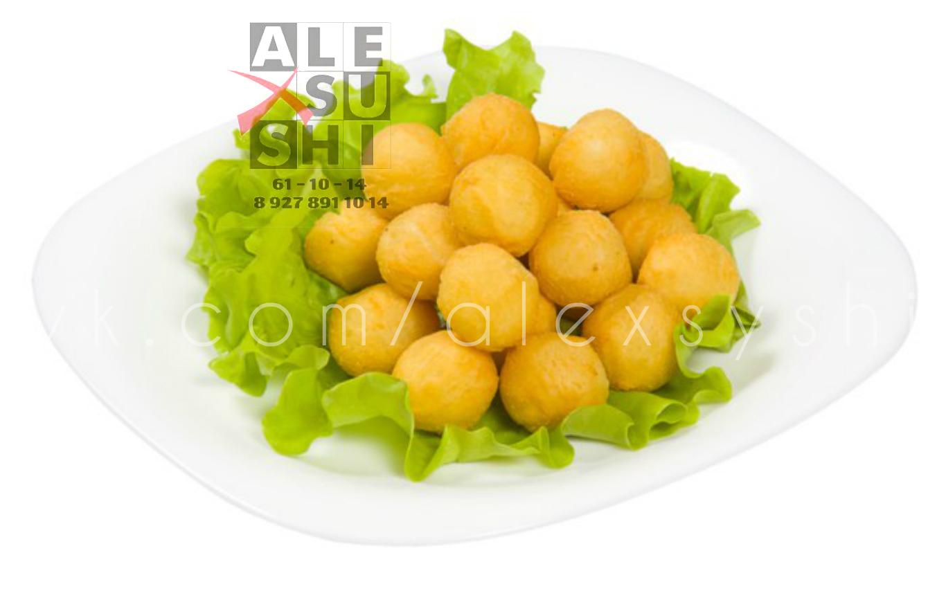 Как сделать картофельные шарики в домашних